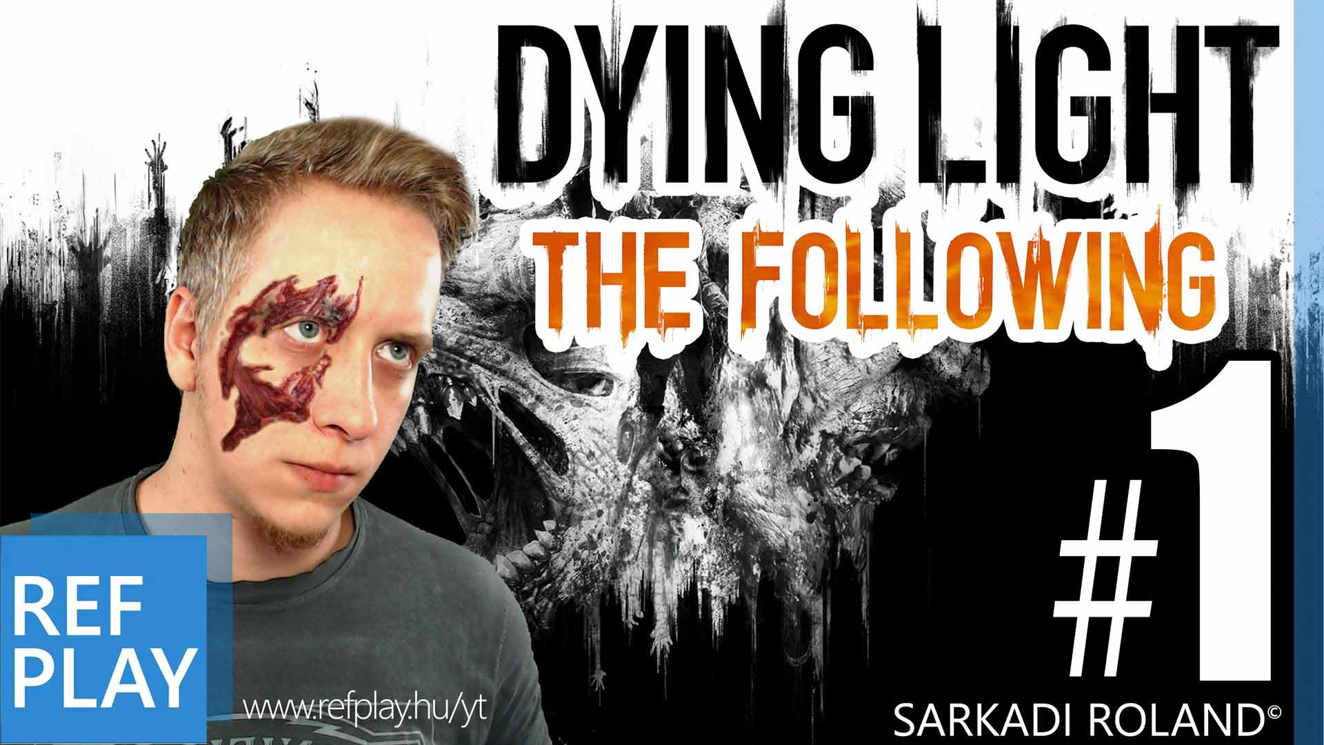 ZOMBULÁS oh igen | Dying Light The Following | MAGYAR GAMEPLAY