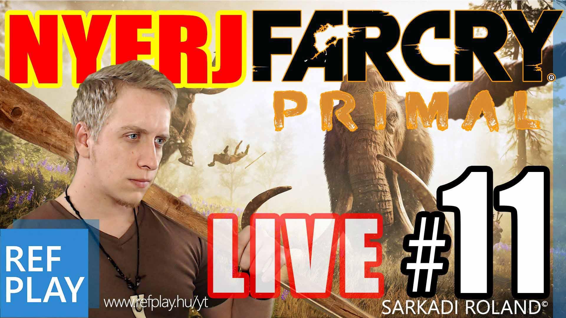 Far Cry Primal 11.rész | Magyar végigjátszás