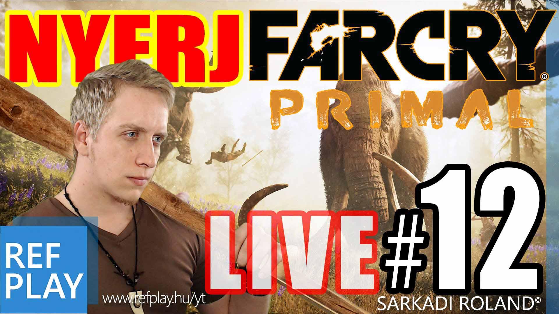 Far Cry Primal 12.rész | Magyar végigjátszás