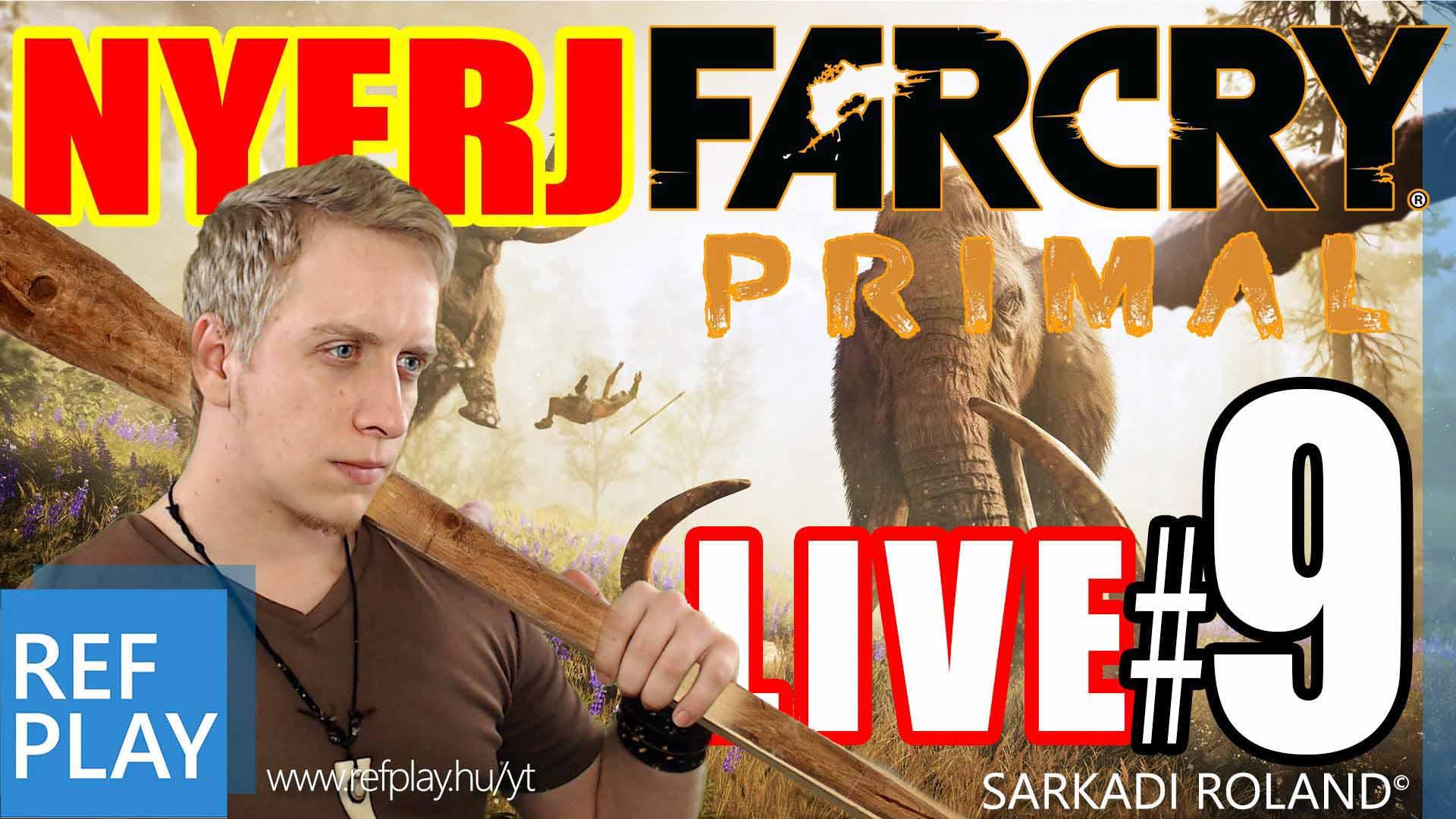 KIRÁLYI DÁRDA | Far Cry Primal 9.rész | Magyar végigjátszás