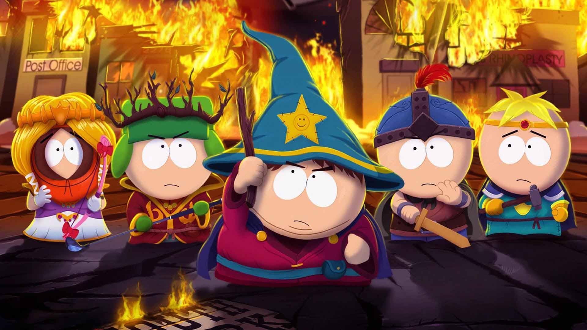 MEGKUKIZOD KENNYT? | South Park The Stick of Truth 2.rész | Magyar végigjátszás