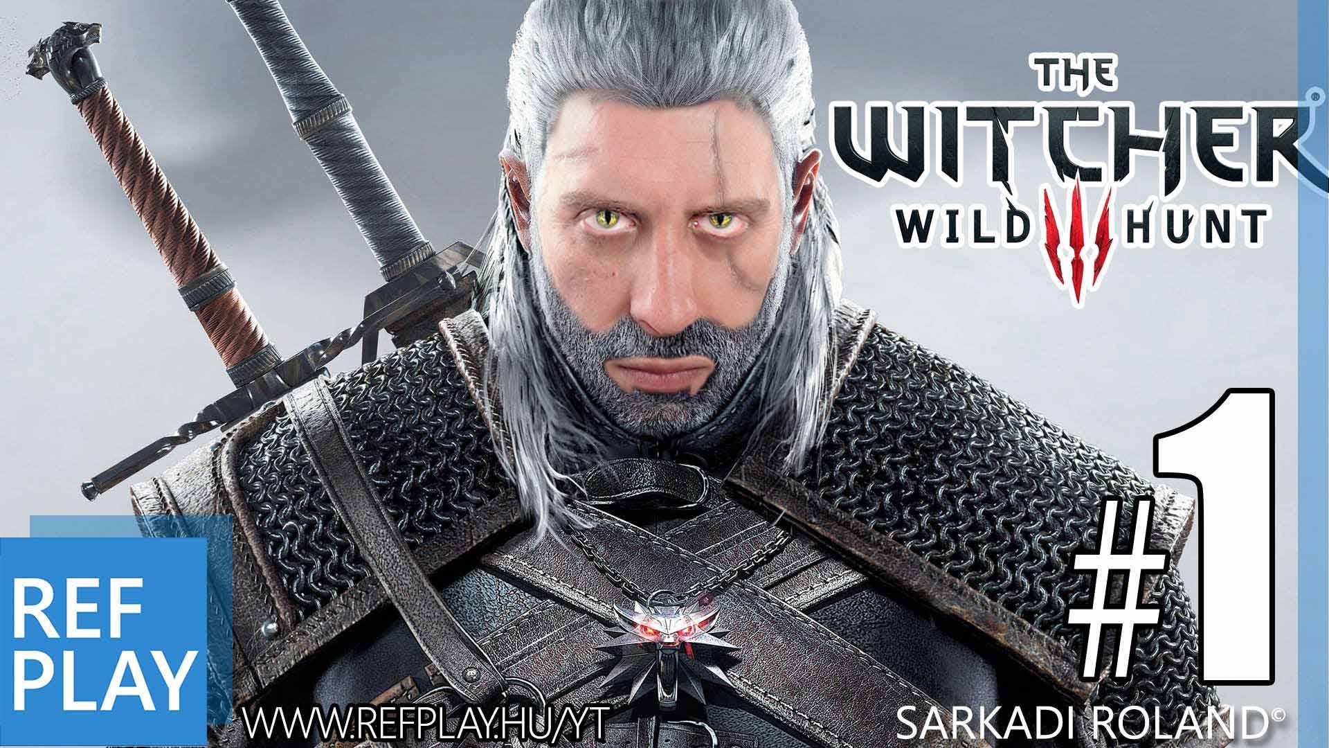 NŐK, NŐK és HARC | The Witcher 3 Wild Hunt 1.rész | Magyar végigjátszás