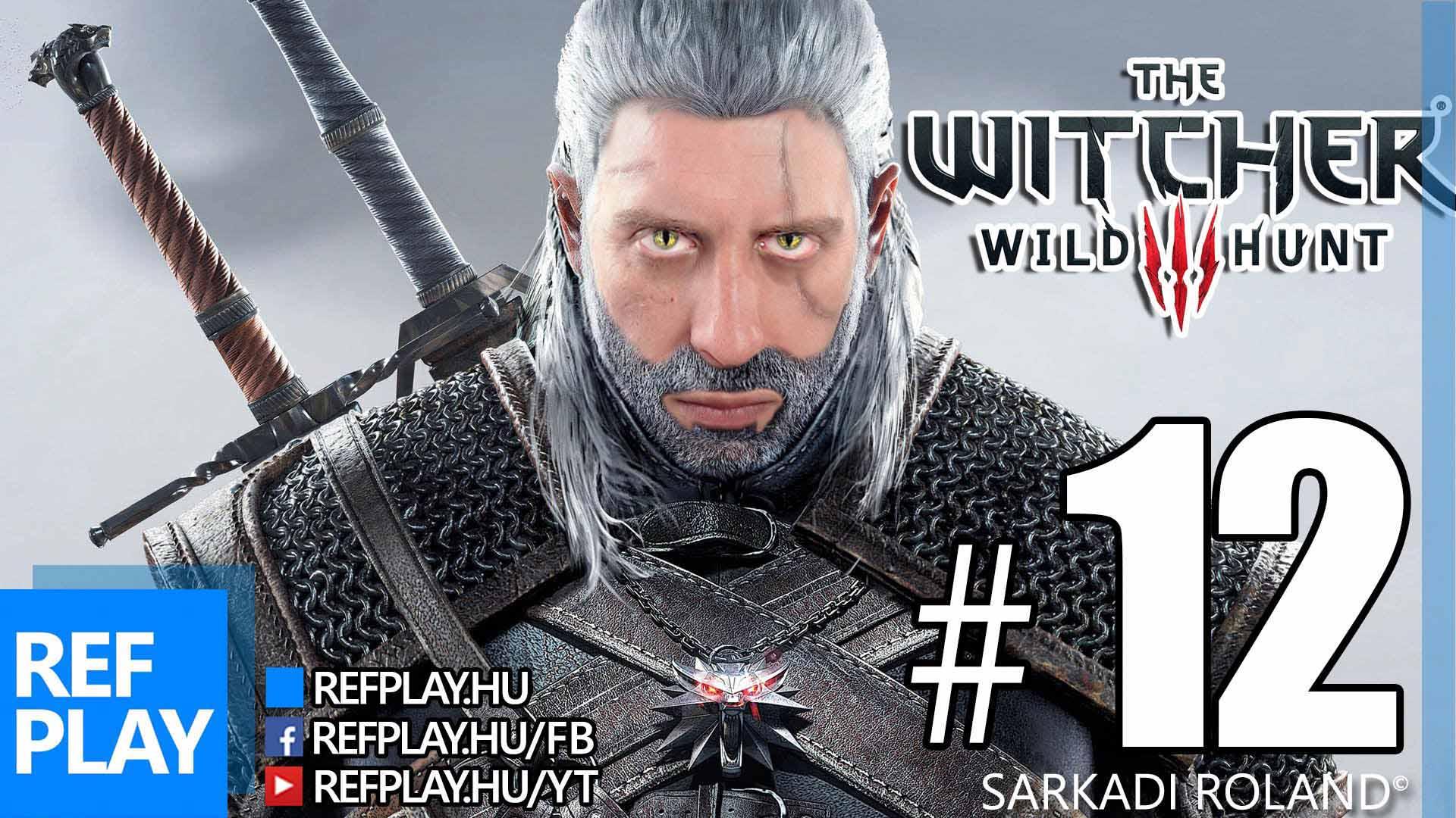 PIXEL MÁMOR | The Witcher 3 Wild Hunt 1.rész | Magyar végigjátszás