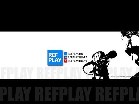 FACEBOOK LIVE – gyertek!  | REFPLAY
