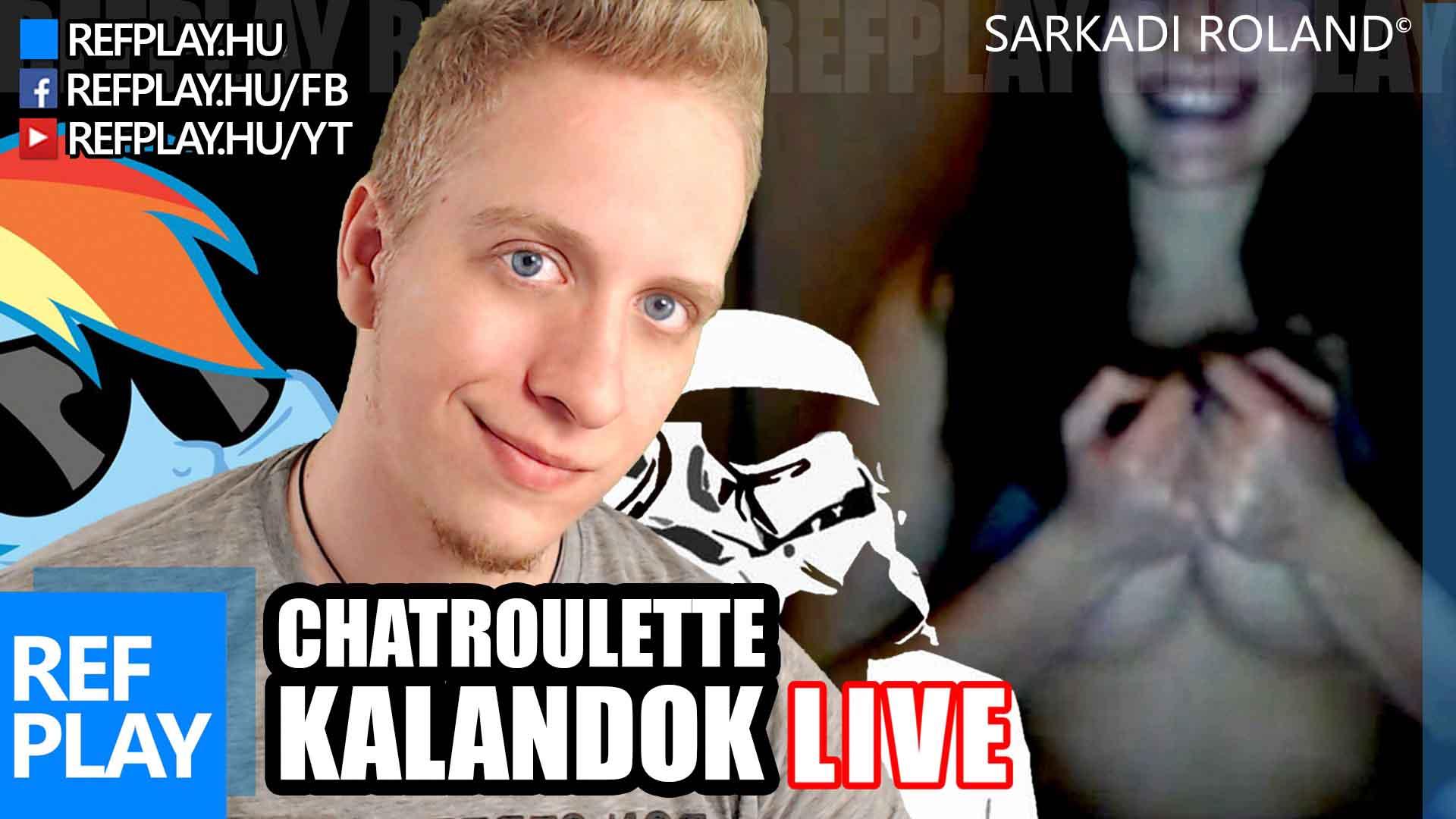 CSAJOK-CHATEN-CHATROULETTE-KALANDOK-REFPLAY