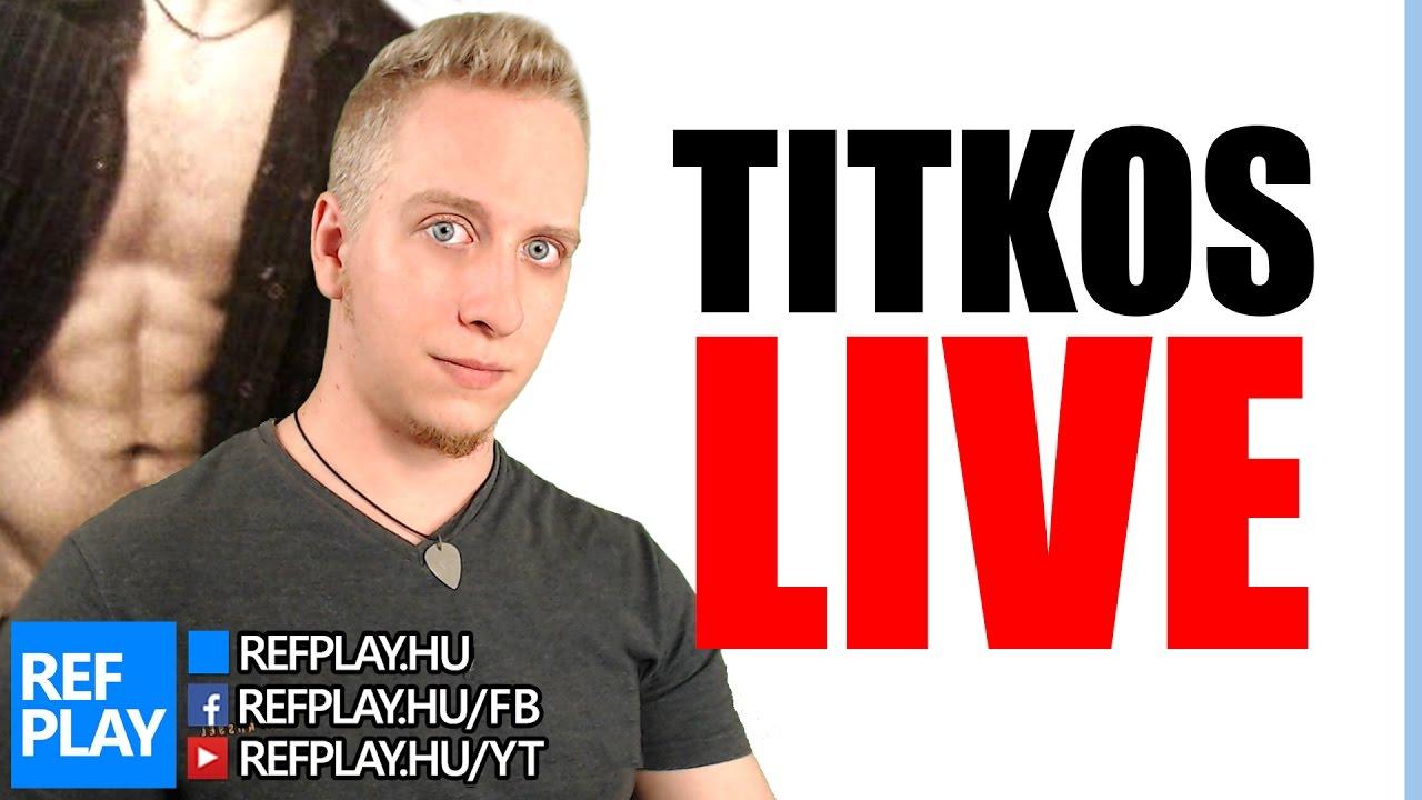 BASZÉLGETŐS | TITKOS LIVE | REFPLAY