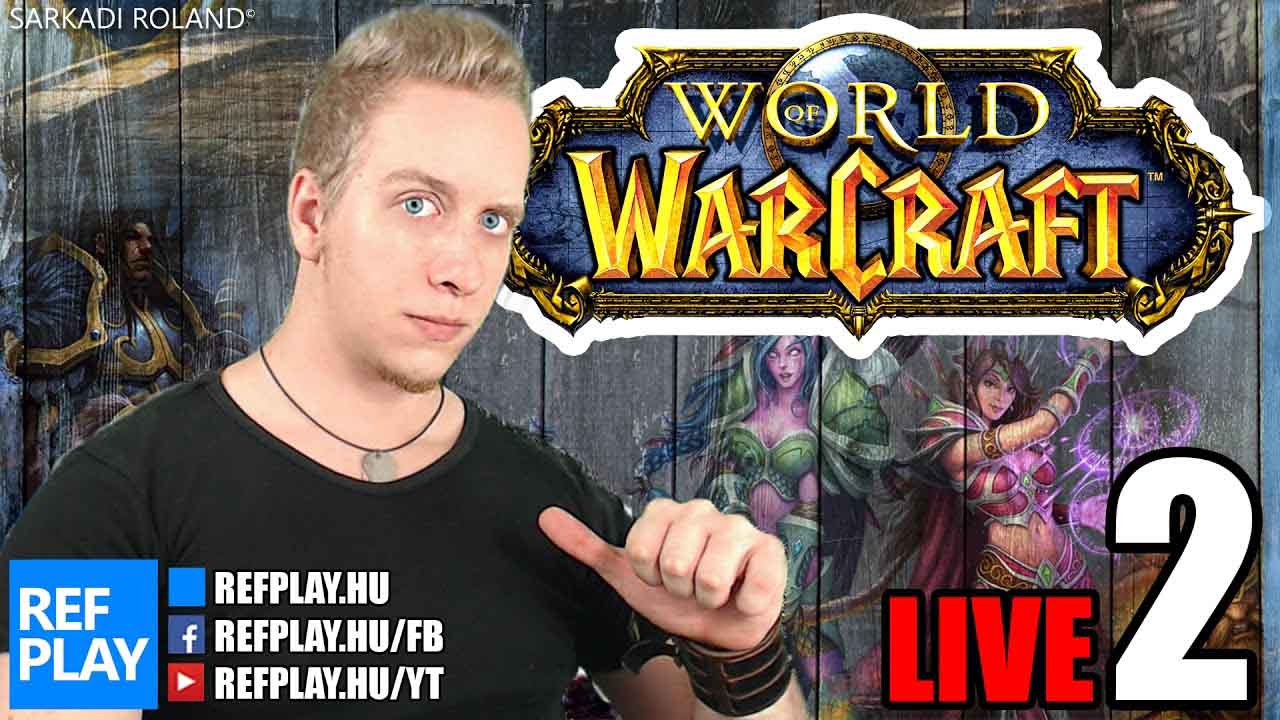 Halloween-WOW-2-Magyar-gameplay-REFPLAY