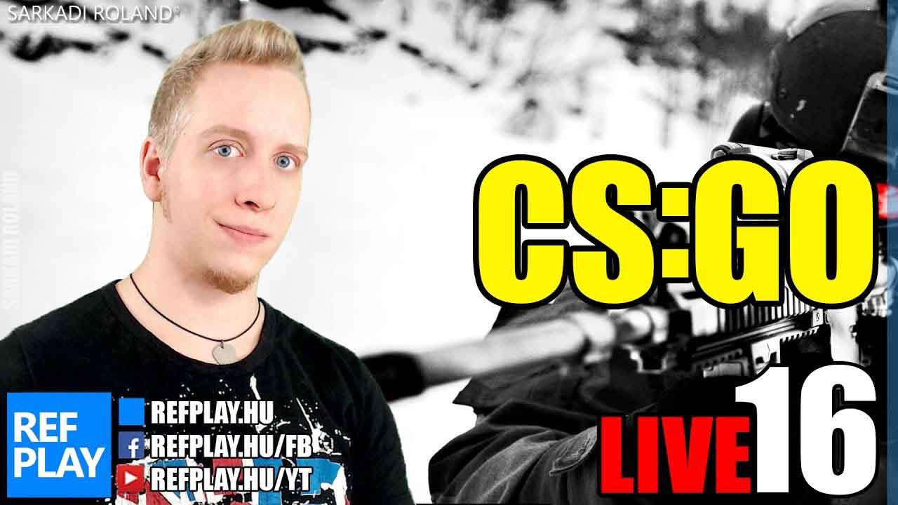 MI VAN ITT? | CS:GO #16 | Magyar gameplay | REFPLAY