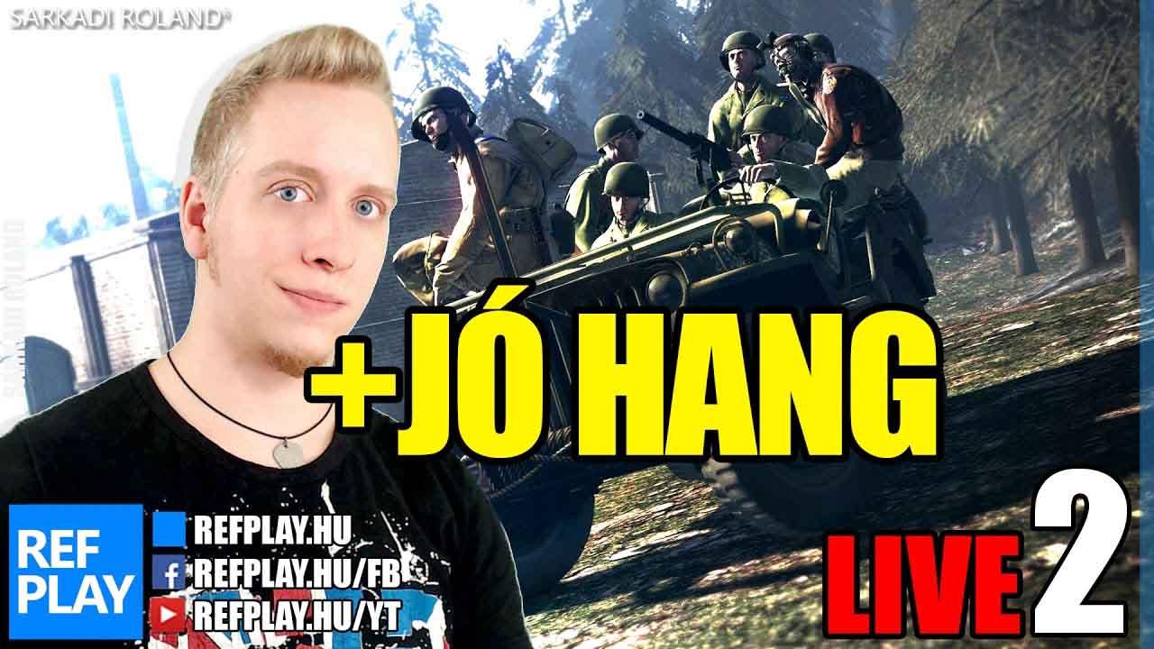 Ingyen Battlefield1 alternatíva? | Heroes&Generals | Magyar gameplay | REFPLAY