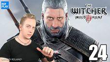 🔴FŐZÉS után SZÜLÉSRŐL beszélgetés kocka time közben :P | The Witcher 3 #24 magyar végigjátszás