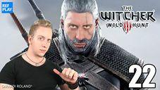 😈GYERTEK! The Witcher 3 #22 magyar végigjátszás