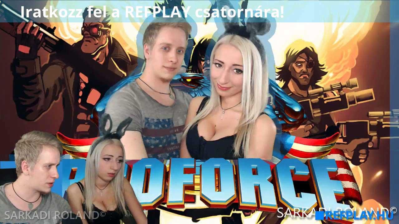 2 DÖGÖS SZŐKE! | Catmario rage gameplay | Live részlet | REFPLAY